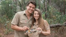 Bindi Irwin pregnant with her first child with Chandler Powell