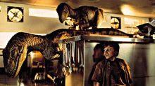 Inside the Making of the Legendary 'Jurassic Park' Kitchen Scene