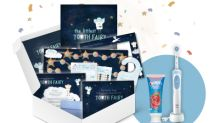 "P&G's Oral-B® and Crest® Launch ""Tooth Fairy in a Box"""