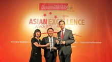 Hang Lung Snatches Best Investor Relations Company Award for the Sixth time
