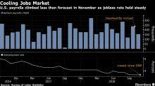 Informe laboral profundiza debate sobre alza de tasas de la Fed