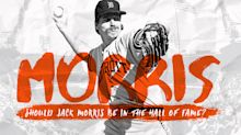 Should Jack Morris be in the Hall of Fame?