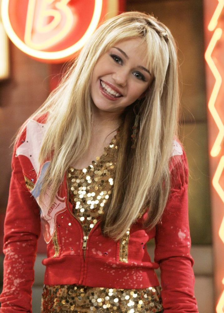 Miley Cyrus plays the title character on <em>Hannah Montana.</em> (Photo: DISNEY CHANNEL/BYRON COHEN)