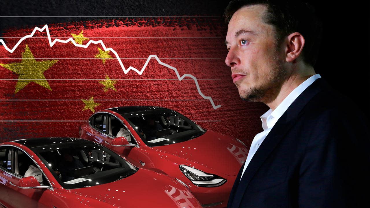 Tesla Slump Reflects Growing Skepticism of Company Vision