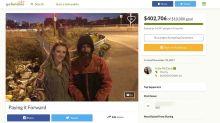 Paar soll Obdachlosen um eine halbe Million Dollar betrogen haben