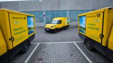 Deutsche Post Is Said to Mull Options for Electric-Van Business