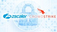 Zscaler, Crowdstrike stocks rally on partnership announcement