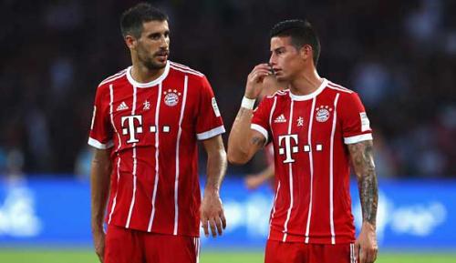 """Bundesliga: """"Ancelotti-Rauswurf hat James nicht gefallen"""""""