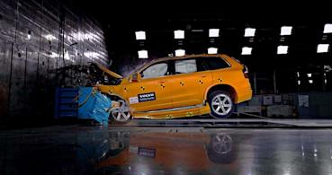 打造五星級守護!2021年式Volvo共6款車型獲NHTSA安全滿分肯定