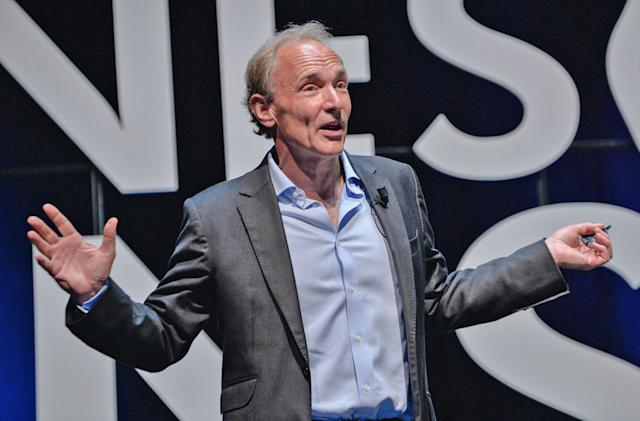 Tim Berners-Lee project gives you more control over web data