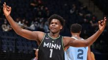 Anthony Edwards has historic 42-point night, but Grizzlies get win
