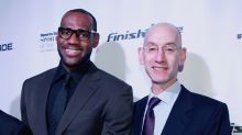 Adam Silver Responds to LeBron's Criticism of the 2021 All-Star Game