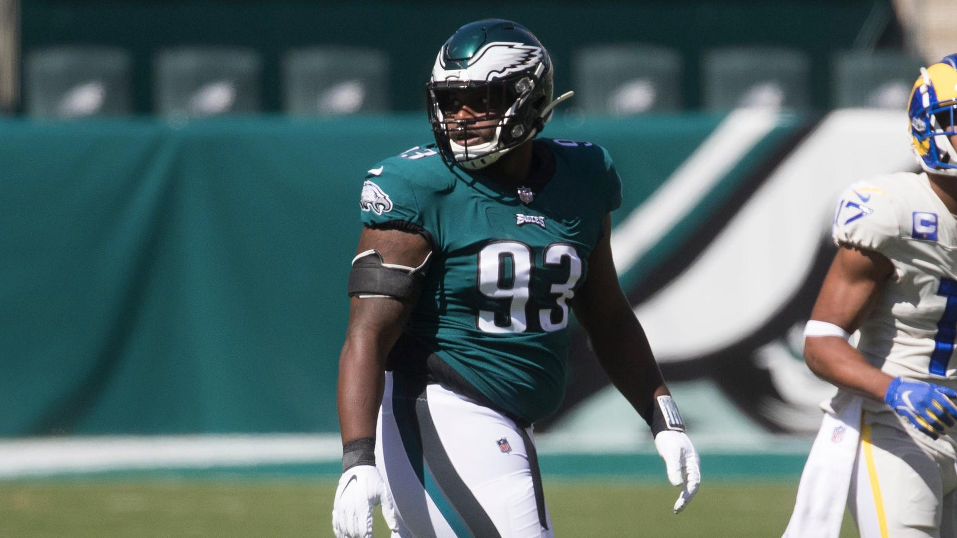 Javon Hargrave needs to knock off rust quickly with Eagles' season on the line