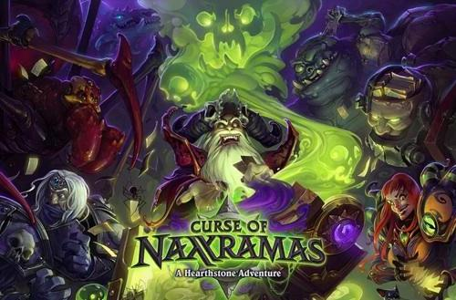 Curse of Naxxramas coming to Hearthstone in July