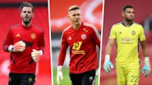 Solskjaer admits that he faces 'difficult' decision with goalkeepers as Man Utd preps for Europa League quarter-final