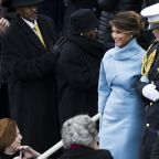Melania Trump Says This Was 'A Year of Wonderful Moments' Despite Government Shutdown