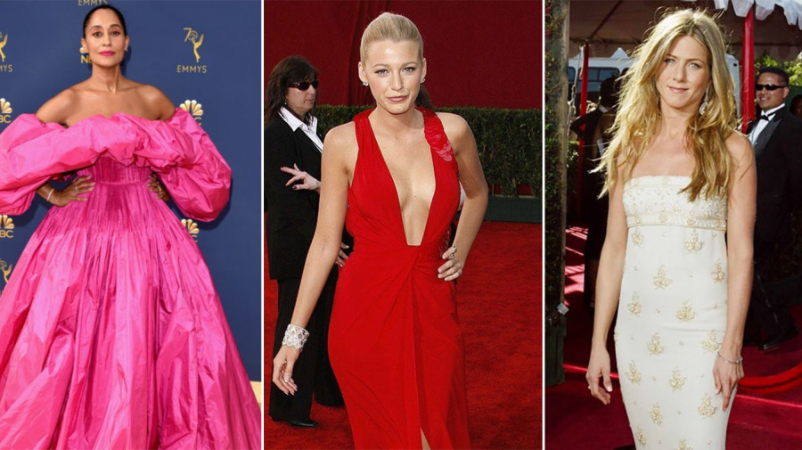 The most memorable Emmys looks of all-time