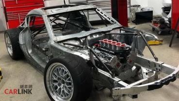 「NA萬轉」牛魔王!Toyota GR Supra「賽級V10缸」超緊繃動力改
