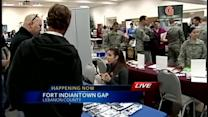 Veterans attend job fair in Lebanon County