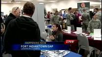 Veterans attend job fair in Lebanon County