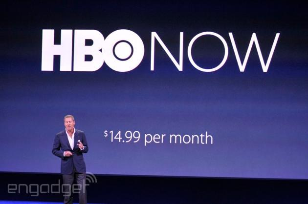 HBO Now launches on the web and iOS in April