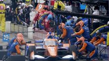 Dixon beats Sato at Gateway in reverse finish of Indy 500
