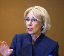 DeVos compares abortion rights debate to slavery