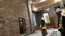 No stone left unturned — literally — in Province House restoration