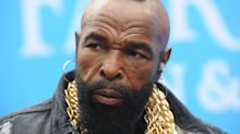 Mr T is heading for Dancing with the Stars