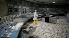 32nd anniversary of Chernobyl nuclear disaster