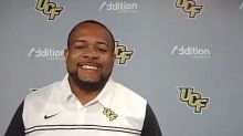 UCF's new running backs coach eager to get Knights up to speed