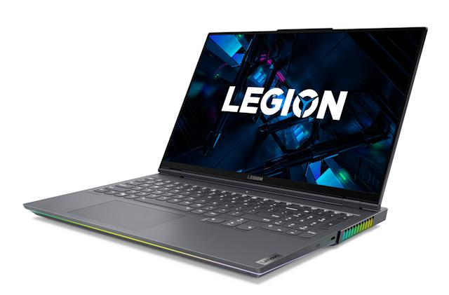 Lenovo updates Legion gaming laptops with 11th-gen Intel H-series chips