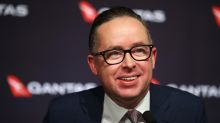 Qantas CEO Joyce Tops Global LGBT Executive List