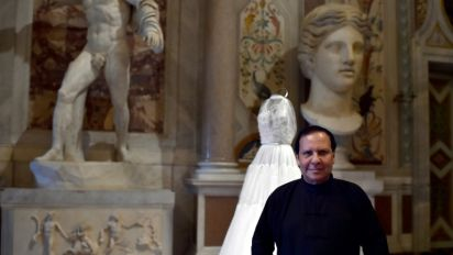 Le monde de la mode pleure la disparition d'Azzedine Alaïa