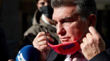 Mercato - Barcelone : Joan Laporta va droit dans le mur !