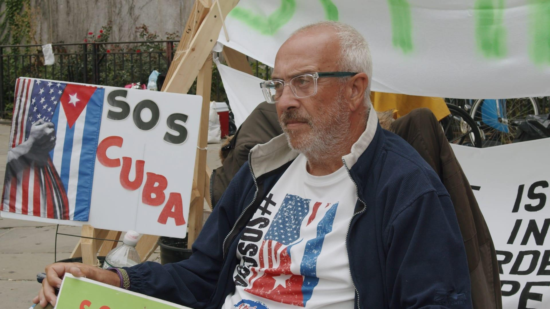 Demanding U.N. action, a man's hunger strike focuses attention on Cuba