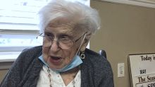 This 106-year-old woman just survived coronavirus: Watching how she celebrated will brighten your day