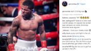 """Invicto no boxe, pupilo de Mayweather disputa título mundial: """"Vai ser impactante"""""""