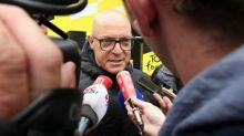 Dave Brailsford says he and Chris Froome get on great despite omission