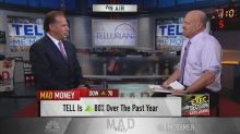 Natural gas executive: I think oil prices are going up, a...