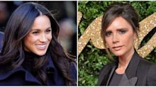 Meghan Markle And Victoria Beckham Strike Up Secret Friendship And We're Beyond Excited