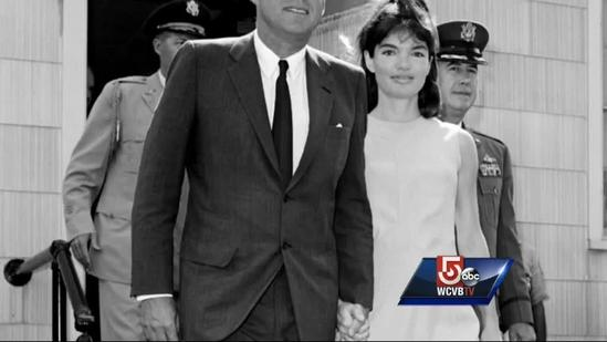 New book looks at secret lives of Jack and Jackie