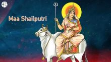 Navratri First Day: Know About The Worship Of Goddess Shailputri