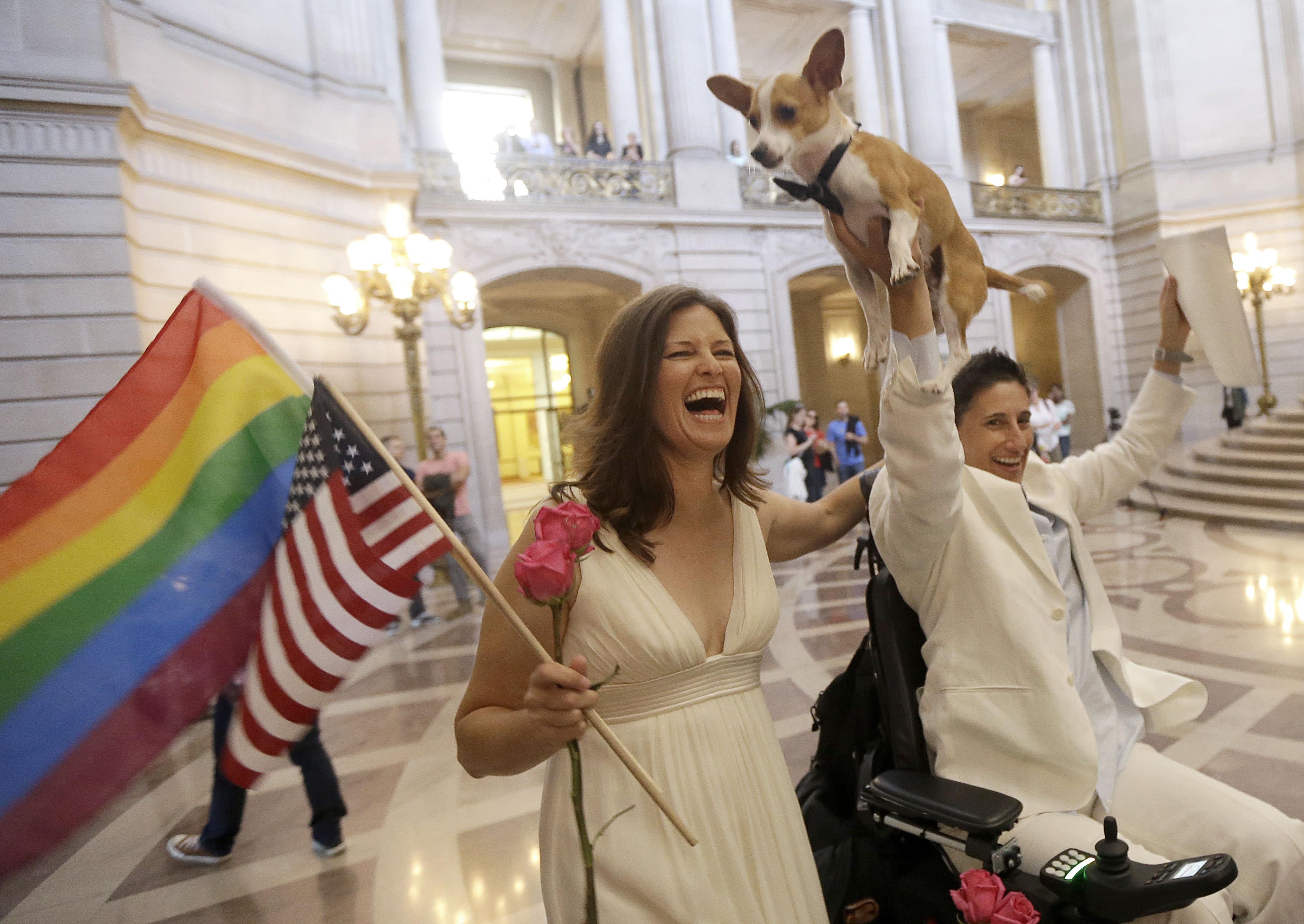 magistrates duty same sex marriage in Elizabeth