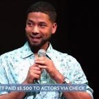 Jussie Smollett Allegedly Paid $3,500 to Stage Attack Because He Was Unhappy with Salary: Police