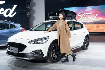 Ford Focus Active累計接單超過2500輛、林依晨再獻聲感謝車主相挺!