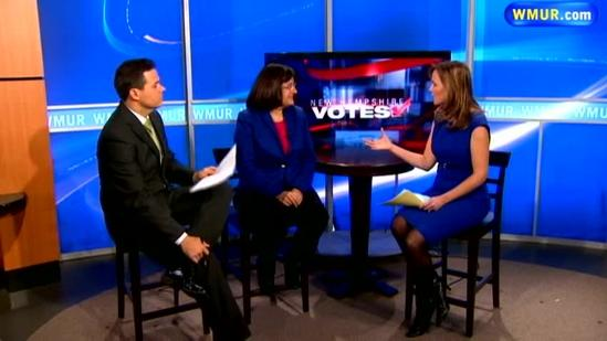 Congresswoman-elect Kuster discusses plans for Washington
