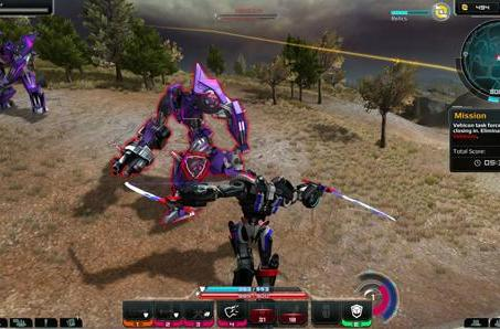 Transformers Universe MOBA now has motorbikes