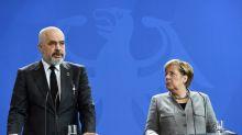 Merkel to push at March EU summit for Albania, N. Macedonia accession talks