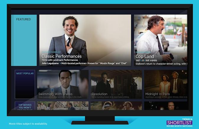 Tribeca Shortlist movies arrive on iPhone, Roku and Fire TV